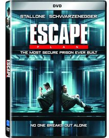 Escape Plan (DVD)