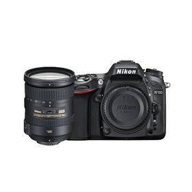 Nikon D7100 DSLR with 18-200mm VR Lens