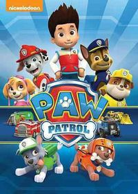 Paw Patrol - (Region 1 Import DVD)