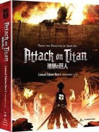 Attack on Titan:Part 1 - (Region A Import Blu-ray Disc)