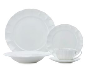 Maxwell and Williams Cashmere Charming Dinner Set - 20 Piece