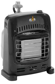 Alva - Single Panel Gas Heater - Small