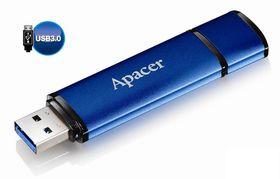 Apacer AH552 64GB USB 3.0 Handy Flash Drive - Blue