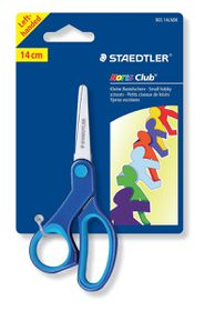 Staedtler Noris Club 14cm Small Hobby Scissors - Left Handed
