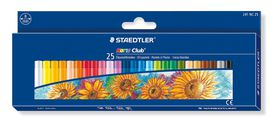 Staedtler Noris Club Oil Pastels - 25 Pack