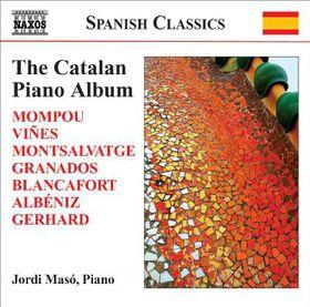 Maso, Jordi - Catalan Piano Album (CD)