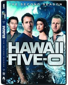 Hawaii Five-O Season 2 (DVD)