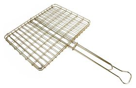 LK's - Big Box Grid - Stainless Steel