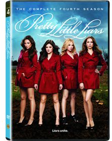 Pretty Little Liars Season 4 (DVD)