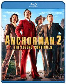 Anchorman 2 (Blu-ray)