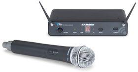 Samson Concert 88 Handheld 16-Channel UHF Wireless System - Black