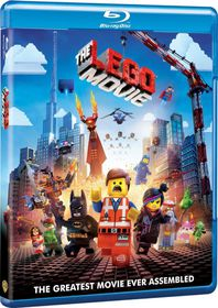 Lego, The Movie (Blu-ray & DVD Combo)