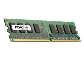 Crucial 16GB Desktop Memory 1600 MHz DDR RDIMM