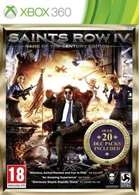 Saints Row IV Game of the Century Edition (XBox 360)