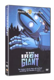 Iron Giant (1999)(DVD)
