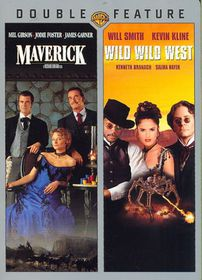 Maverick/Wild Wild West - (Region 1 Import DVD)
