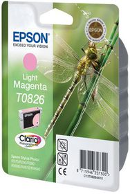 Epson T0826, Light Magenta