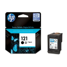 HP Black Ink Cartridge, 200 pages, 13.8 pl