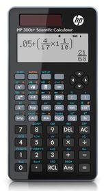 HP 300s+ Scientific Calculator (Algebraic)