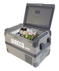 Waeco - CFX 50 Compressor Fridge/ Freezer - Grey