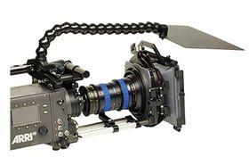 Dinkum Systems Cine Lens Shade French Flag Assembly - Black