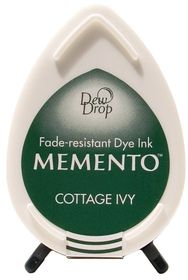 Tsukineko Memento Dew Drop Ink Pad - Cottage Ivy