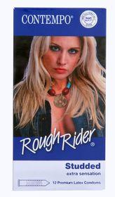 Contempo Rough Rider Condom 12's