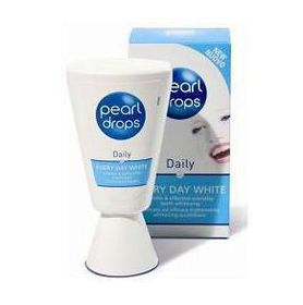 Pearl Drops Daily Shine Whitening Tooth Polish - 50ml