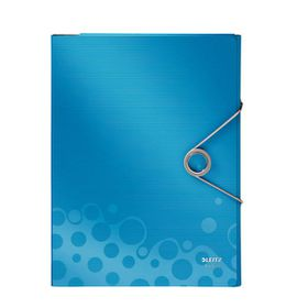 Leitz Bebop A4 Organizer File - Blue