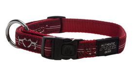Fancy Dress Small Jellybean Dog Harness - Red