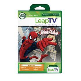 LeapFrog LeapTV Learning Game : Spiderman