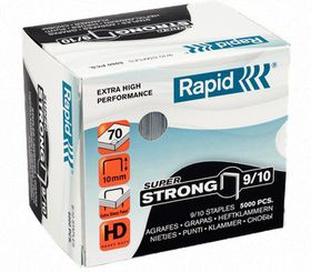 Rapid SuperStrong Staples (9/10) 5000 Staples