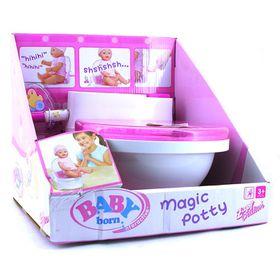 Baby Born Interactive Potty
