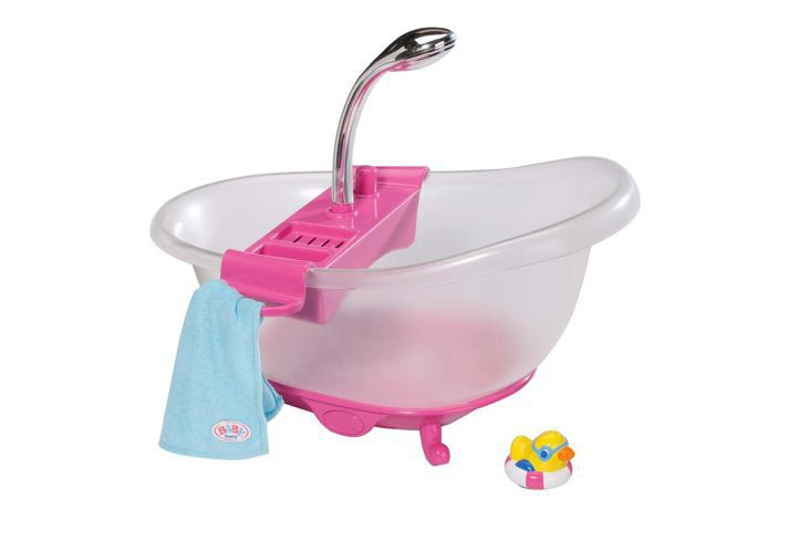 baby born interactive bathtub buy online in south africa. Black Bedroom Furniture Sets. Home Design Ideas