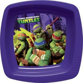 Teenage Mutant Ninja Turtles Square Bowl