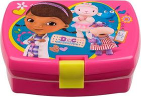 Doc Mcstuffins Latch Sandwich Box