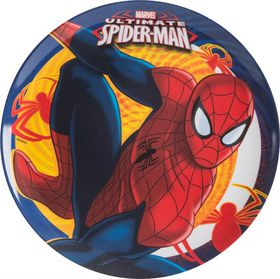Spiderman Coupe Plate Power - 20cm