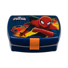 Spiderman Latch Sandwich Box Power