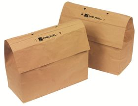 Rexel Recyclable Shredder Paper Bag  - 115L