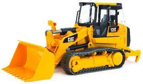 Bruder Caterpillar Wheel Excavator