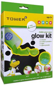 Toby Tower Little Scientist - Make Your Own Glow Kit