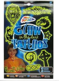 Grafix Glow Tattoos - Boys