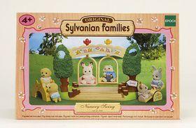 Sylvanian Family Nursery Swing