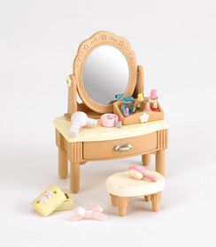 Sylvanian Family Girl's Dressing Table