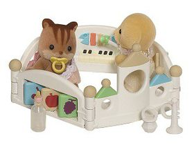 Sylvanian Family Let's Play Playplen