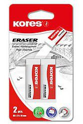 Kores Eraser - Large (Blister of 2)