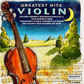 Violin - Greatest Hits - Various Artists (CD)