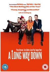 A Long Way Down (Import DVD)