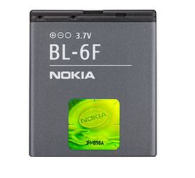 Nokia BL-6F Li ion Battery - Black