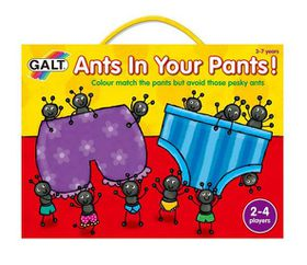 Galt Toys Ants In Your Pants Game